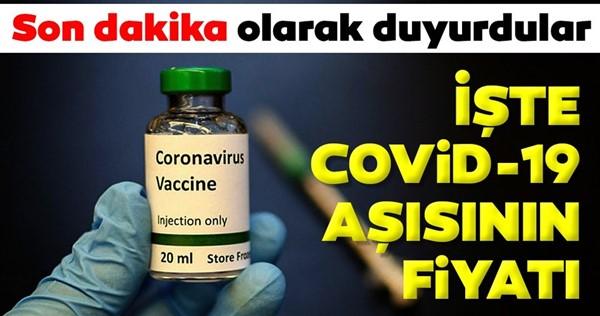 Koronavirüs aşısının fiyatı ne kadar olacak? Coronavirüs aşısı ne zaman gelecek?